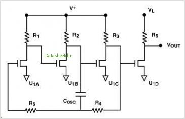 application notes and circuits for 0 14v Rc Oscillator Circuit With