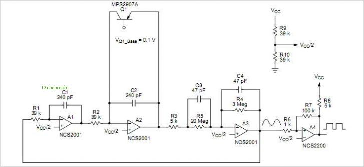 application notes and circuits for Designing Rc Oscillator Circuits