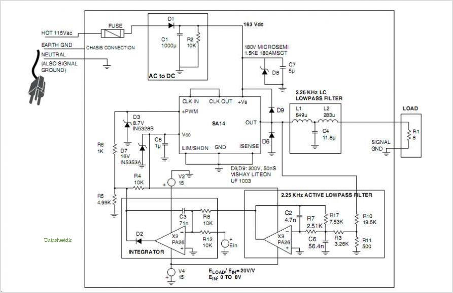 pc switching power supply schematic  pc  get free image
