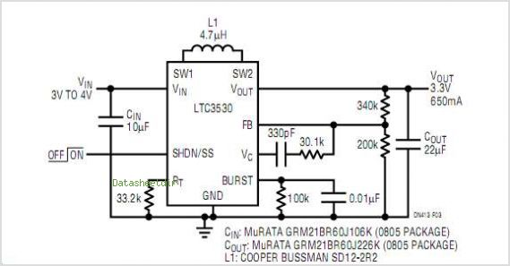 Buck Boost Converter Design