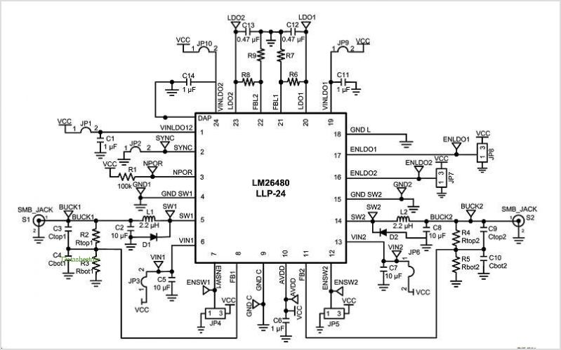 low noise voltage regulator