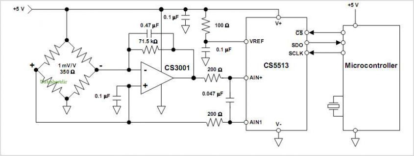 Fabulous Load Cell Interface Circuit Wiring Diagrams For Your Car Or Truck Wiring Database Aboleterrageneticorg