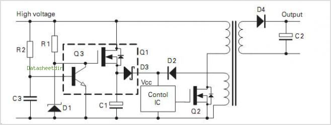 application notes and circuits for Start Up Switches For