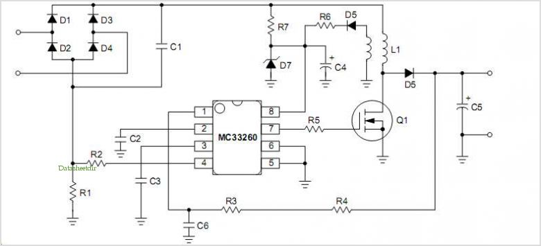Application Notes And Circuits For Design Of Power Factor Correction