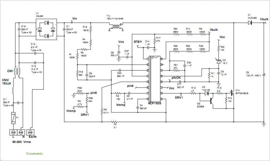 pin power amplifier circuit design guitar on pinterest
