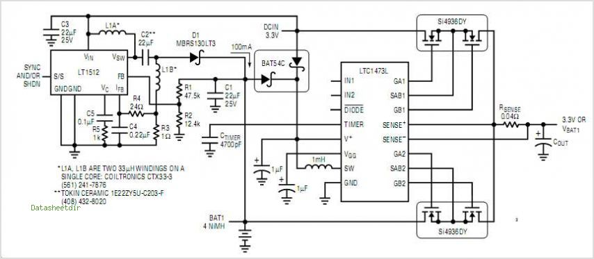 application notes and circuits for Low Voltage Powerpath