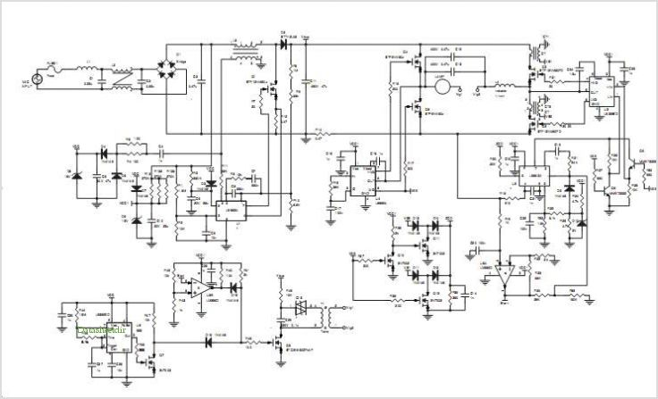 Application Notes And Circuits For 70 W Hid Lamp Ballast