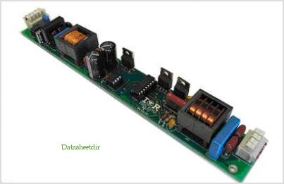 Irpldim3 Wide Range Input Linear Dimming Fluorescent Ballast 