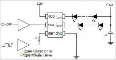 Typical LX1990 Application Circuit