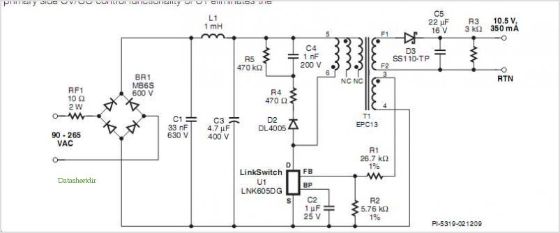 40w Led Driver Schematic Illustration Of Wiring Diagram