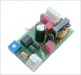 Miniature Dimmable 26w Ballast Using    