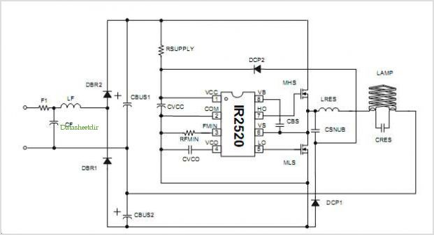 IRPLCFL5U Circuit Diagram