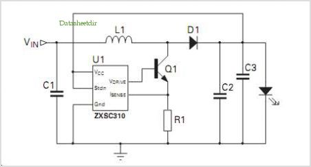 application notes and circuits for Zxsc310 Solar Powered ... on