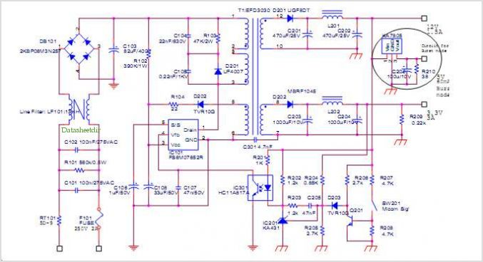 6 Volt 10   Power Supply Schematic furthermore 5v Power Supply With Overvoltage Protection further 2012 02 01 archive moreover Electronic Transformer Circuit Schematic moreover 9 V Regulator Using 7809. on transformerless switch mode power supply circuit