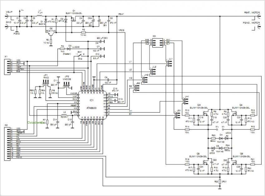 application notes and circuits for Ata6823 H-bridge Gate ... on relay schematic, inductor schematic, keypad schematic, diode schematic, breaker schematic, mosfet driver schematic, fet driver schematic, laser driver schematic, fan schematic, transformer schematic, switch schematic, led driver schematic, hydrogen bomb schematic, contactor schematic, resistor schematic, capacitor schematic, rectifier schematic, mother board schematic, ignition coil schematic,