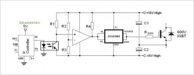 application notes and circuits for Igbt Gate Drive