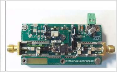 application notes and circuits for Rf Power Amplifier Using
